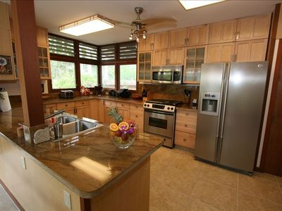 Your Gourmet Kitchen, Fully Equipped