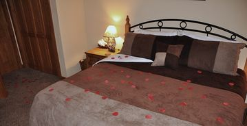Honeymoon? Anniversary? Ask for our special little touches!