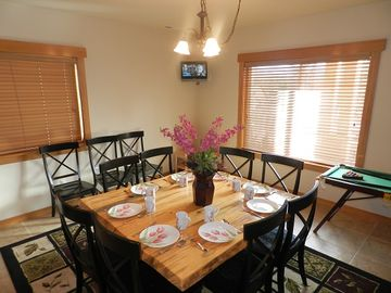 2nd Dining Room (of 3), Vacation Rental Home near Cle Elum, Kittitas County