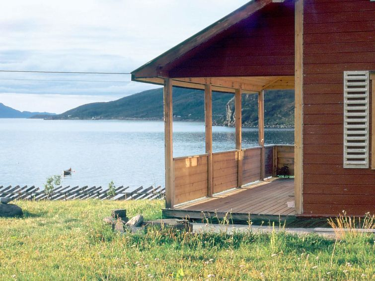 Vacation home Finnmark  in Kviby, Northern Norway - 6 persons, 3 bedrooms