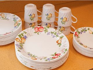 Muskegon house photo - Matching dishes and silverware so you feel pampered, not make-do with old