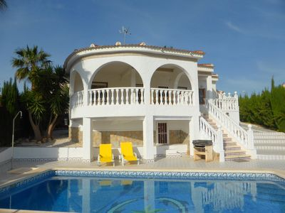 3 Bedroom Villa with Private Pool overlooking La Marquesa Golf Course