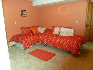 Brethren house photo - Additional sleeping area - two twin beds