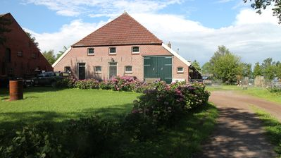 Private holiday on Oldambsterboerderij for two.