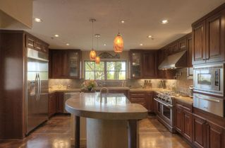 Scottsdale house photo - gourmet, fully-stocked chef's dream kitchen