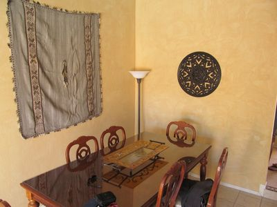 Las Vegas house rental - Dining Table for 6-8