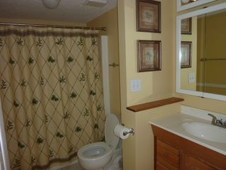 Spacious master bathroom - Fort Walton Beach condo vacation rental photo