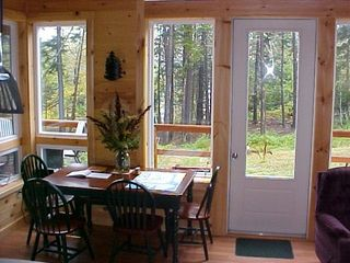 Seal Cove house photo - dining area