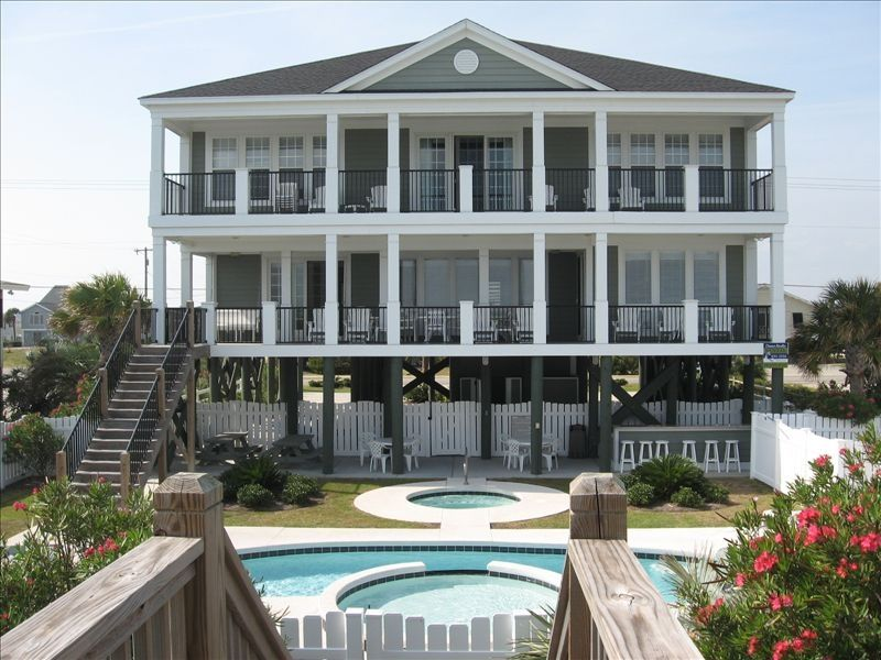 Luxury Oceanfront 8 Br 7 5ba Pool Hot Vrbo