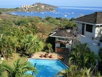 Villas Casa Loma - (Suite 102): Tropical Villa with Pools and Spectacular Views!