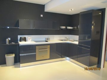 Fully equipped designer kitchen