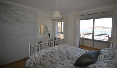 Gibraltar apartment rental - Main Bedroom