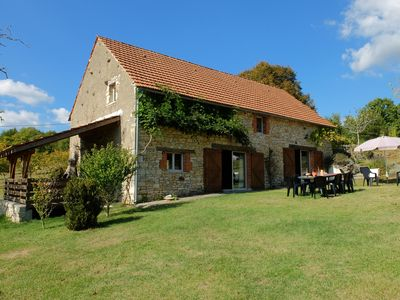 Uzech Les Oules: country holiday home - UZECH LES OULES