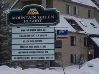 Killington condo photo - Most amenities on site