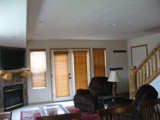 Eden condo photo - Full Living Room, Flat Screen TV, (sleeper sofa not shown)