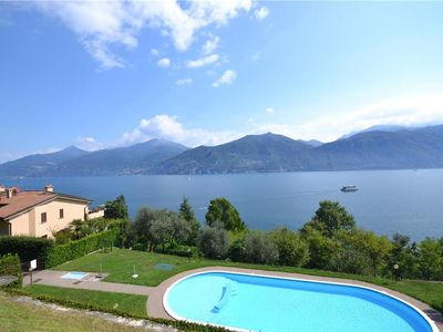 Apartment for 3 persons, with swimming pool, in Menaggio
