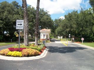 Lake Berkley villa photo - Entrance to the resort