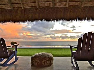 Cabrera villa photo - Morning Sunrise.