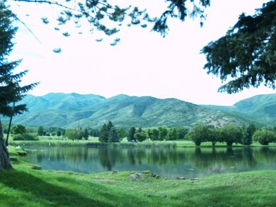 Wasatch State Park Golf Course