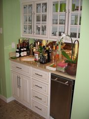 Perdido Key condo photo - Wet Bar with Ice Maker