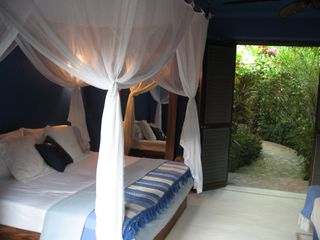 Puerto Escondido villa photo - Blue Garden Suite
