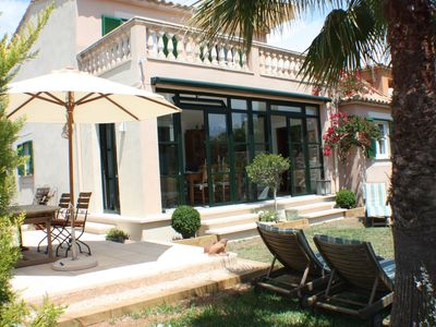 Comfortable villa with feel-good atmosphere for the individual holiday by the sea