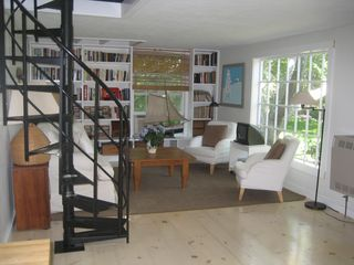 Sag Harbor house photo - Cottage Lounge alt. view