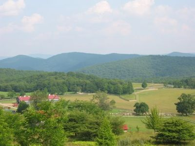 Marlinton cabin rental - Gorgeous Pocahontas County, WV!