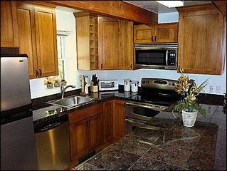 Aspen condo photo - Newly Remodeled Kitchen