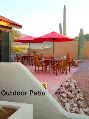 Gold Canyon townhome photo - Outdoor Patio