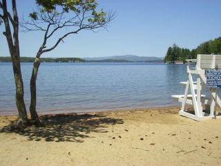 Gilford Town Beach - Gilford cottage vacation rental photo