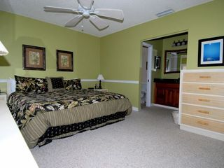 Sanibel Island condo photo - Spacious Master Bedroom