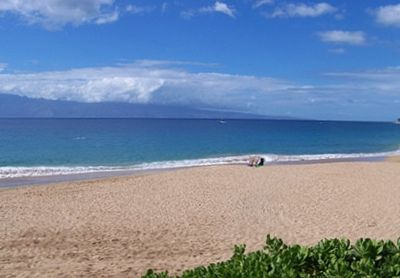 Kaanapali Beach - Great for relaxing, swimming and snorkeling.