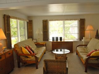 Sanibel Island cottage photo - Living room