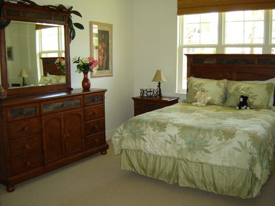 Bedroom 2 - Spacious & Beautifully Decorated