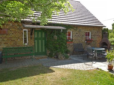 Independent House with 2 apartments (4 + 2) with garden, barbecue and fireplace