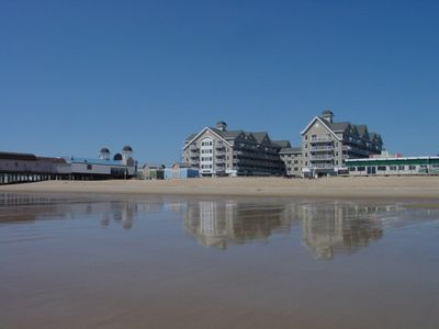 Right in the Heart of Old Orchard Beach, Maine