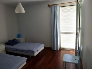 "Mocarria villa photo - The ""blue"" bedroom with 2 single beds"