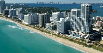 Miami Beach hotel rental
