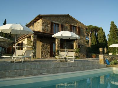 Roccatederighi house rental