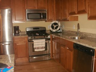 Wildwood Crest condo photo - The kitchen