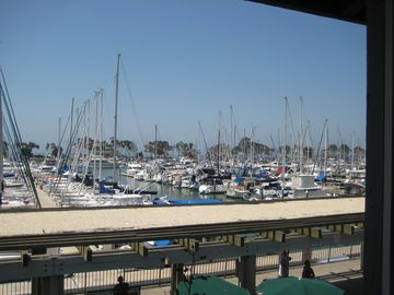 Just 1 mile from Dana Point Harbor