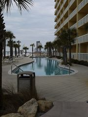 Calypso Resort condo photo - one heated pool