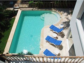View of Private Pool, 1st, 2nd, 3rd and 4th floors