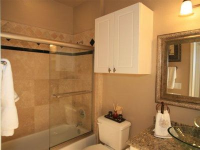 Houston condo rental - Bathroom