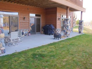 Castle Rock Lake condo photo - Huge patio