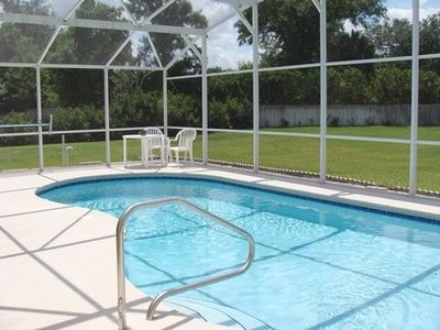 Doral Woods villa rental - pool 5