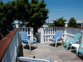 Mashpee cottage photo - Expansive views of the Bay