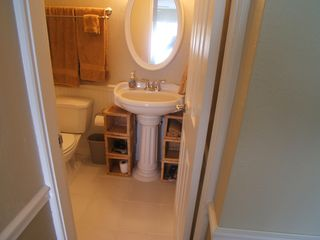 St. Croix condo photo - .master bath