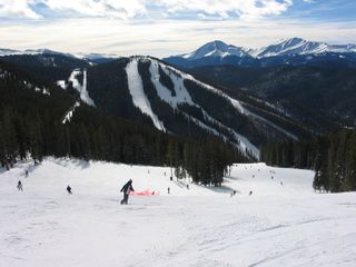Keystone condo photo - Skiing the Outback side of Keystone Mountain